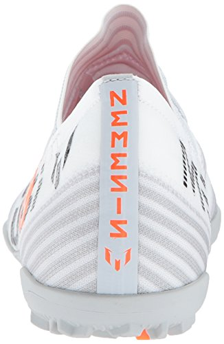 Adidas Heren Nemeziz Messi Tango 17.3 Tf Voetbalschoen Wit / Solar Orange / Zwart