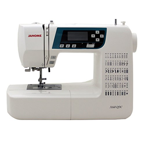 Janome 3160QDC Computerized Sewing