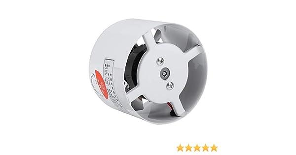 Ventilador de ventilación para pared con bajo nivel de ruido, para ...