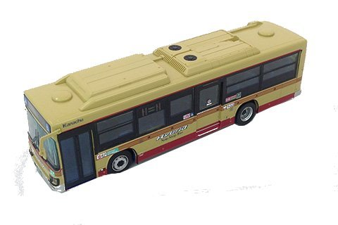 [Only] the bus collection 80 [No2] Kanagawa central transport original by Tomytec