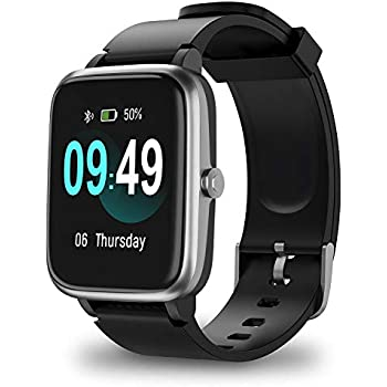Amazon.com: YAMAY Smart Watch for Android and iOS Phone IP68 ...
