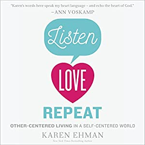 Listen, Love, Repeat Audiobook