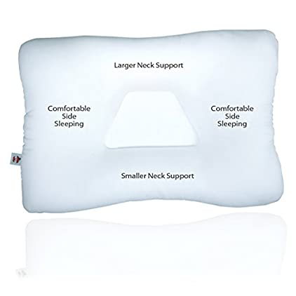 TRI-CORE CERVICAL PILLOW - sleep apnea pillow