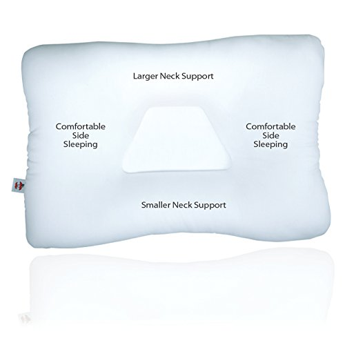 Tri-Core Cervical Pillow, Full Size, Standard