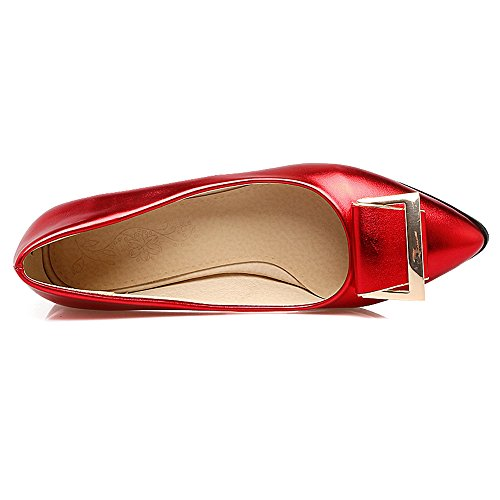 Zanpa Donne On Pumps Piatto Slip red 2 1rwT1qp