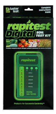 Luster Leaf Rapitest Soil Testing Kit