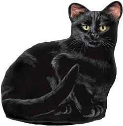 Fiddlers Elbow Black Cat Door Stop