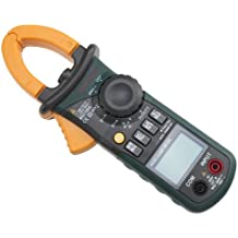 MASTECH Professional MS2108A 4000 AC DC Current Clamp Meter LCD Backlight