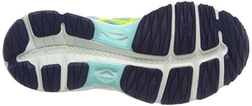 7007 flash Femme Gel 17 Mint navy Entrainement De Chaussures Asics Running aqua cumulus Yellow Bleu qx0wP6ZHZd
