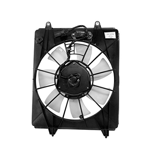 A-C Condenser Fan Assembly - Cooling Direct For/Fit HO3120107 10-14 Honda CR-V