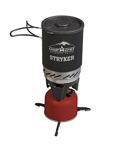 Camp Chef Mountain Series Stryker 100 Isobutane Stove (Camp Chef Professional Series)