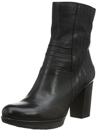 Mjus 183210-0101-6002, Zapatillas de Estar por Casa para Mujer Negro - negro