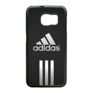 Adidas Logo_002 TPU Cell Phone Case For Samsung Galaxy S6 Edge Black