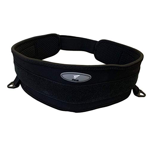8 Fans Fishing Waist Belt - Adjustable Deluxe 5.1