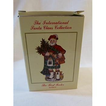 International santa claus collection scotland for International home decor