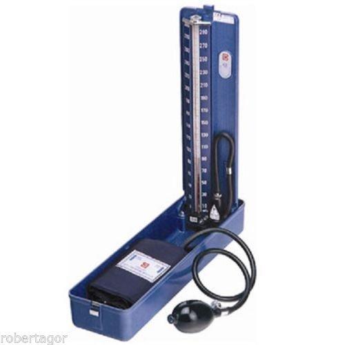GadgetsForYou! Sfigmomanometro Misuratore Di Pressione Arteriosa A Pompa Bracciale Stetoscopio