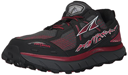 3 Shoe Men's 5 Trail Running Lone Altra Red Peak tZxFvtq
