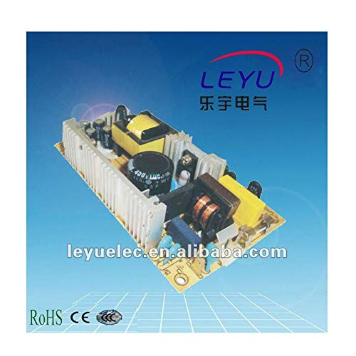 Output Voltage: 15V, Color: Silver, Input Voltage: 110//220V/±15/% Utini CE ROHS Switching Power Supply Open Frame PS-65-15 240v 4a Regulated Adapter 65w 15vdc PSU
