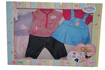Kleidung & Accessoires baby born kleidung 6 tlg Set Puppen & Zubehör