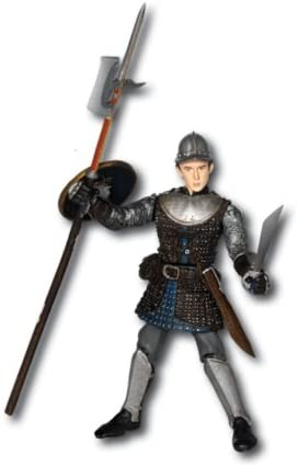 TELMARINE SOLDIER Action Figure the Prince Caspian Chronicles of Narnia