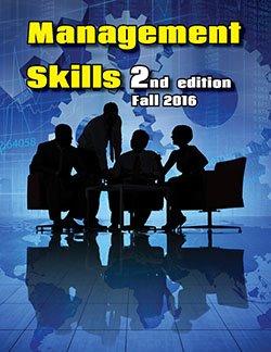 Management skills 2nd Edition Fall 2016