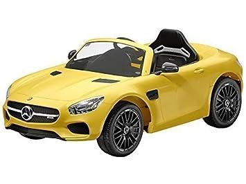 Mercedes-Benz, Elektrofahrzeug, Mercedes-AMG, GT S mit LED solarbeam ...