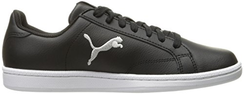 Puma Uomo Smash Cat L Fashion Sneaker Puma Nero Grigio Viola
