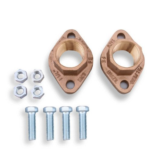 (Taco T110-526BSF 1.5-Inch Freedom Sweat Pump Flange Set Bronze by Taco)