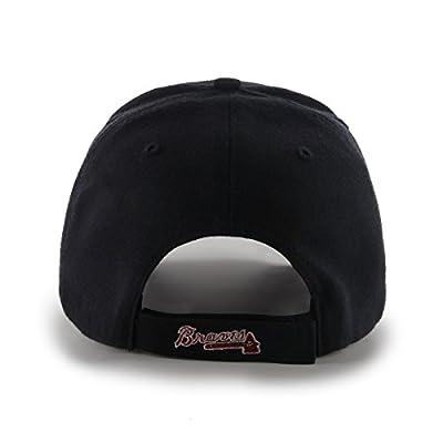 MLB Atlanta Braves Juke MVP Adjustable Hat