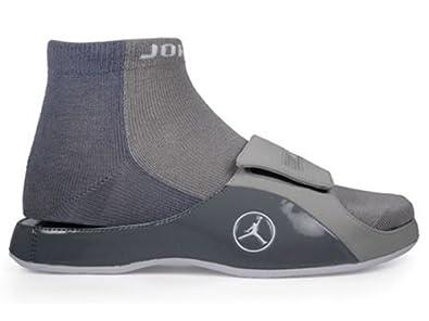 18b909658515 Image Unavailable. Image not available for. Color  Jordan Alpha Float  Premium Men s Slide Sandals Grey