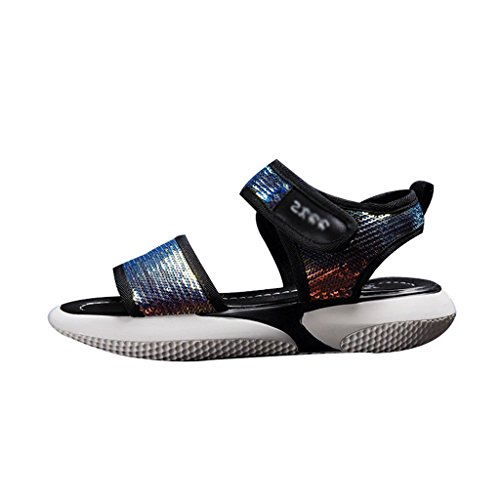 Summer Female Size Comfortable Sandals Female 5 Fashion 5 Shoes And Lightweight TptqqCOw