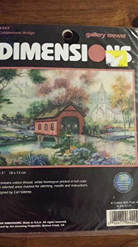 - Dimensions Gallery Crewel Embroidery Needlepoint Kit