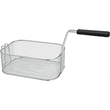 Cesta freidora 275 x 195 x 105 mm cod. 3055257: Amazon.es
