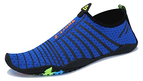 Barefoot Women Lake Socks Surf Park I8 Shoes Sports Aqua for Beach Men Water Dry Swim Beach Yoga Shoes PENGCHENG Quick Skin Driving Walking Swim blue Boating 1w8IfqUOxR