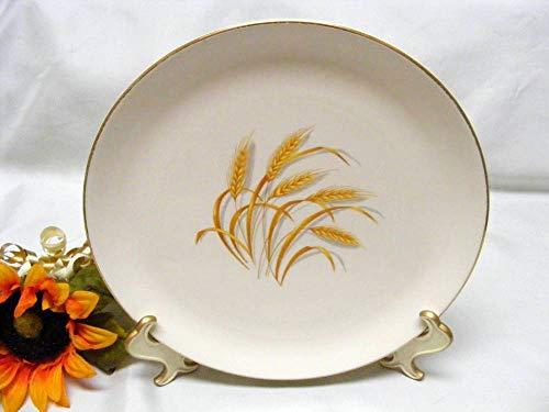 Homer Laughlin Golden Wheat Dinner ()