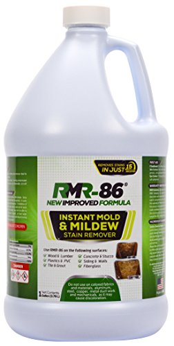 RMR-86 Instant Mold Stain & Mildew Stain Remover (1 Gallon) (Mold Treatment)