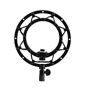 Blue Ringer Universal Shockmount for Ball Microphones (Blackout) (B0711124RT) | Amazon Products