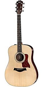 Taylor 200 Series 210e Deluxe Dreadnought Acoustic-Electric Guitar from Taylor