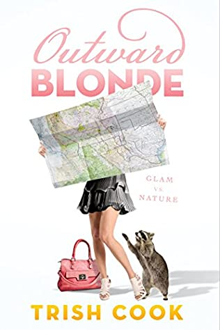 book cover of Outward Blonde