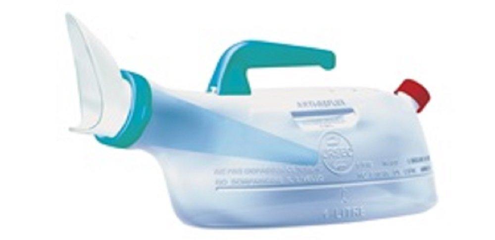 DSS URSEC Spillproof Urinal 75639 1 Each