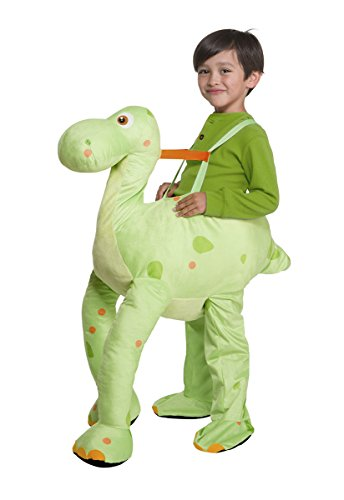 Rider Girl Costume (Palamon Costume Dinosaur Ride, Toddler)