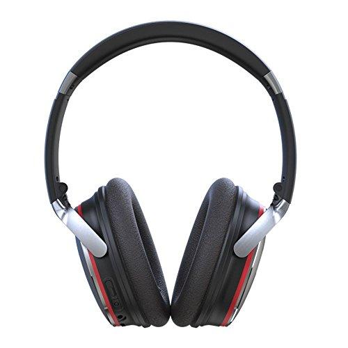 XHKCYOEJ Headset Stereo Headset/Headphones/Headphones/Wireless/Bluetooth/Headphones/Noise Reduction,Black: Amazon.co.uk: Electronics