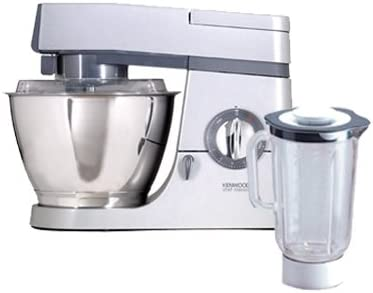 Robot Cocina Kenwood kM400 Chef+A338: Amazon.es: Hogar