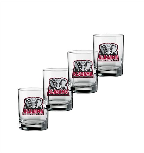 ncaa-alabama-crimson-tide-set-of-4-double-old-fashioned-glasses-14-ounce