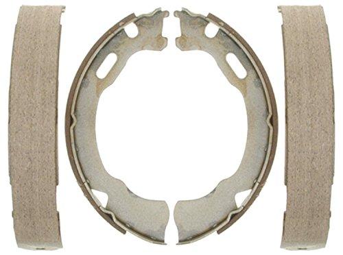- ACDelco 14791B Advantage Bonded Rear Parking Brake Shoe