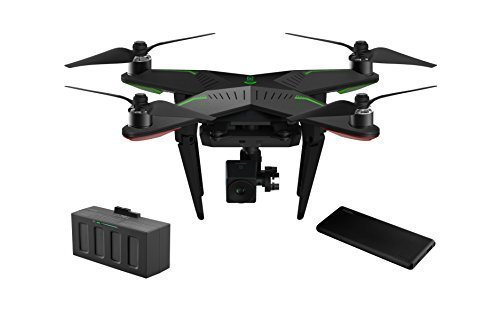 XIRO Xplorer Dual Battery plus Power Bank Aerial UAV Drone Quadcopter with 1080p FHD FPV live Video Camera and 3...