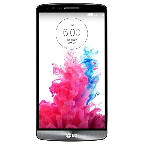 LG G3 D851 32GB T-Mobile Phone - Black