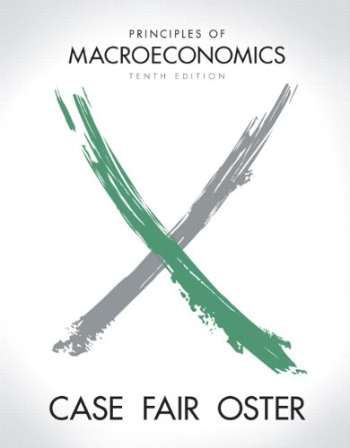 Principles of Macroeconomics (10th Edition) (Pearson Series in Economics)