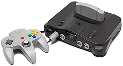 Nintendo 64 Console with Expansion Pack