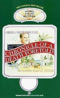 a brief summary and the theme of murder in chronicle of a death foretold by garcia marquez Definition of one hundred years of solitude  (1981, translated as chronicle of a death foretold),  death is as constant a theme as solitude and each.